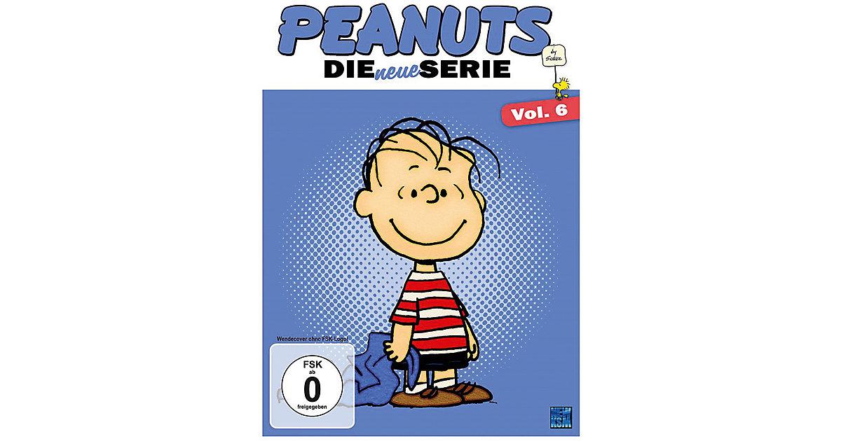 DVD Peanuts - Die neue Serie - Volume 06 (Episo...