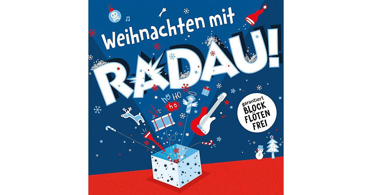 CD Radau!-Weihnachten mit RADAU!