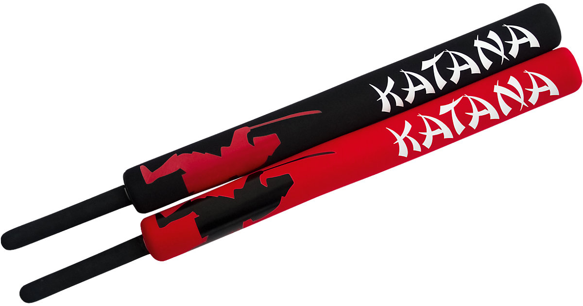 Schildkröt-Funsports Katana Soft Schwerter Set