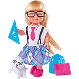 """Кукла """"Еви и школьные принадлежности"""", Simba"""