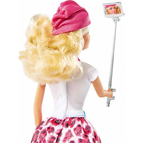 """Кукла """"Штеффи с селфи палкой"""", 29 см, Simba от Simba"""