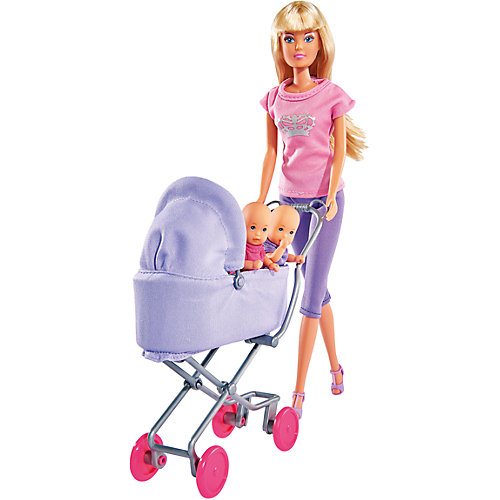 "Кукла ""Штеффи с коляской"", Simba от Simba"