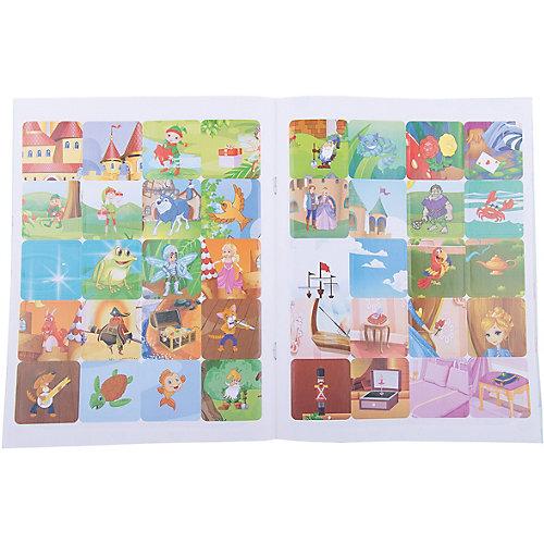 Сказочный мир: книжка с наклейками от Феникс-Премьер