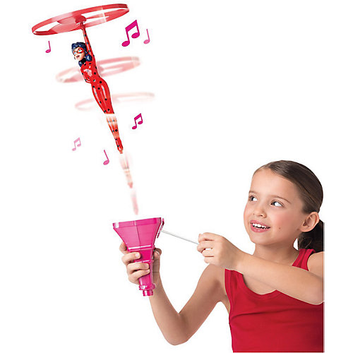 "Летающая ""Леди Баг"", 19 см, Yo-Yo от BANDAI"