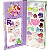 Набор детской декоративной косметики Princess в книжке