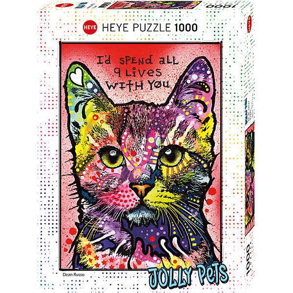 katzen puzzle 1000 teile