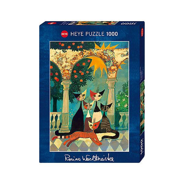 Puzzle 1000 Teile, Rosina Wachtmeister, New Arcade, HEYE