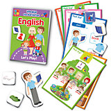 "Уроки на магнитах English ""Семья"", Vladi Toys"