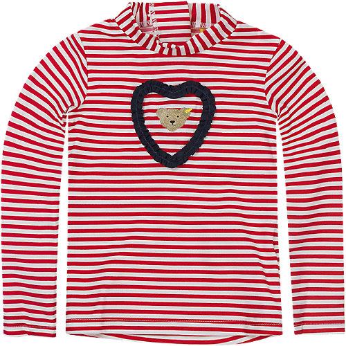 Steiff Collection Baby Schwimmshirt mit UV-Schutz Mädchen Gr. 98 Kleinkinder Sale Angebote Werben