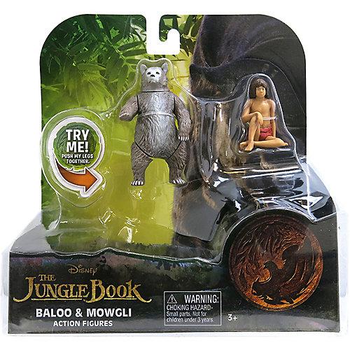 "Фигурки ""Книга Джунглей"" - Балу и Маугли"