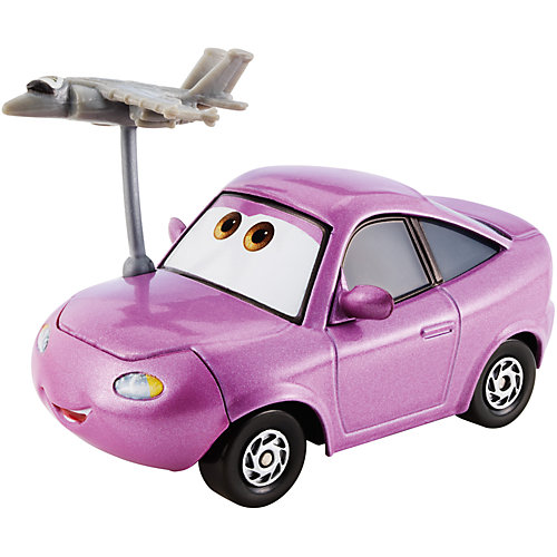 Литая машинка Cars 2, Кориандр Уайдтрек от Mattel