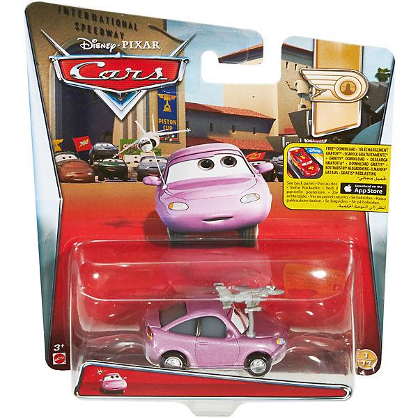 Литая машинка Cars 2, Кориандр Уайдтрек
