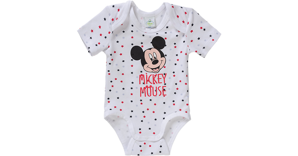 Disney Mickey Mouse & friends Body Gr. 68 Jungen Baby
