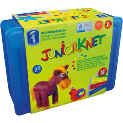 Juniorknet One for Two Klickbox Maxi, 14 x 50 g