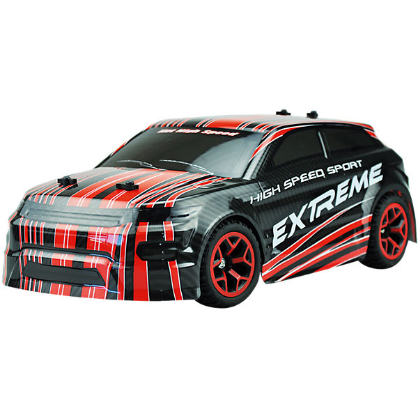 "RC Rallye Car AM-5 ""Red"" 1:18  4WD RTR"