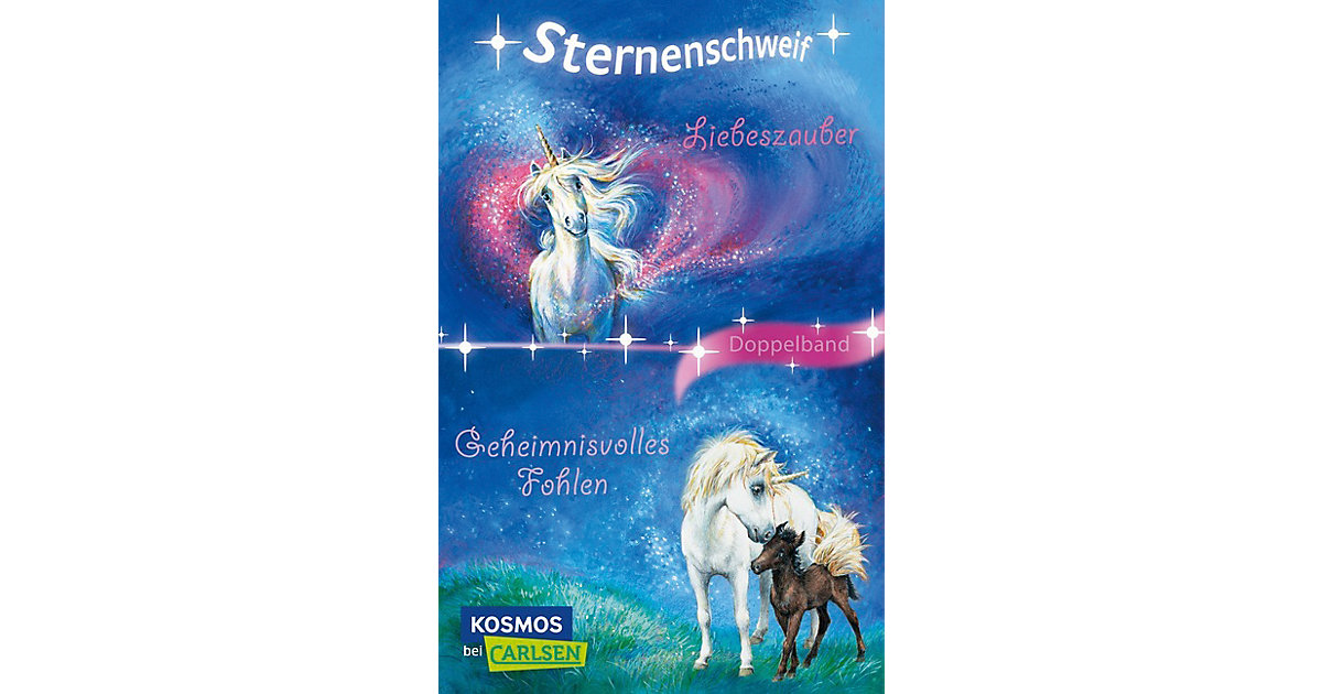 Sternenschweif: Liebeszauber / Geheimnisvolles Fohlen