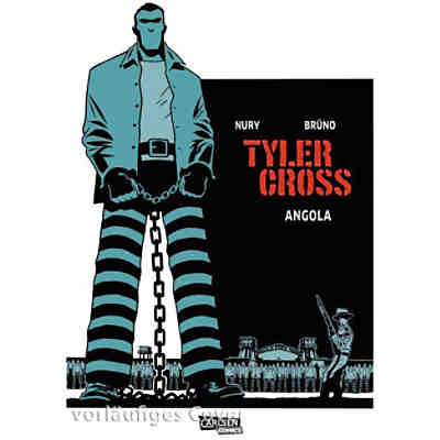 Tyler Cross: Angola, Band 2