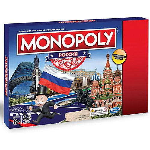Монополия Россия, Hasbro от Hasbro