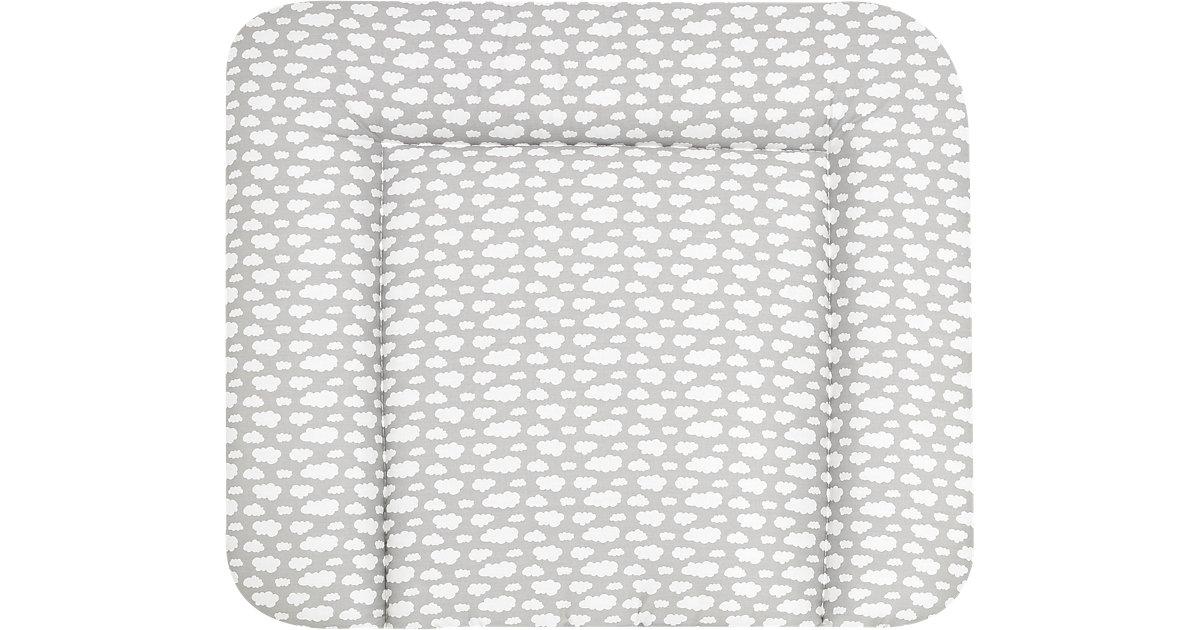 Alvi · Alvi Wickelauflage Wiko Molly beschichtet Wolke Voile silber 70x85 cm