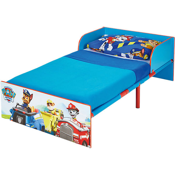 kinderbett paw patrol 70 x 140 cm paw patrol mytoys. Black Bedroom Furniture Sets. Home Design Ideas