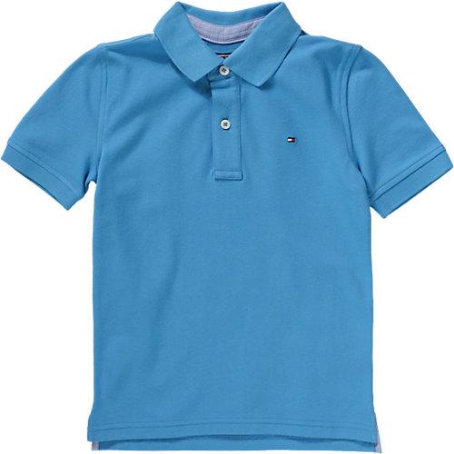 TOMMY HILFIGER Poloshirt Gr. 104 Jungen Kleinkinder Sale Angebote Döbern