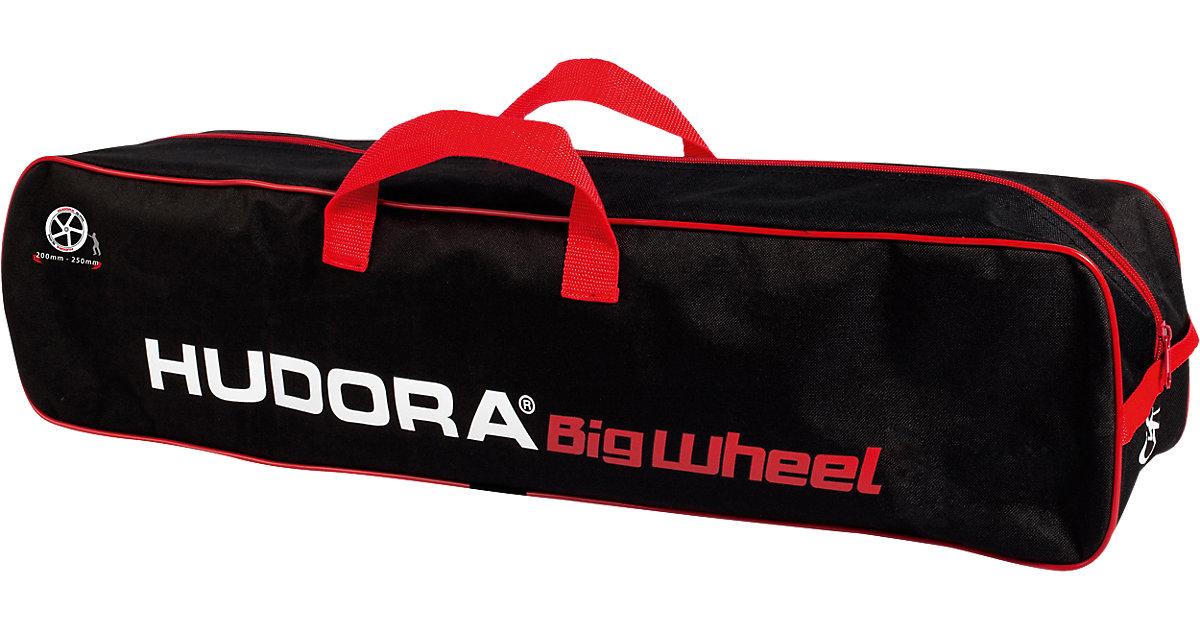 Scooter bag 200-250, black/red schwarz