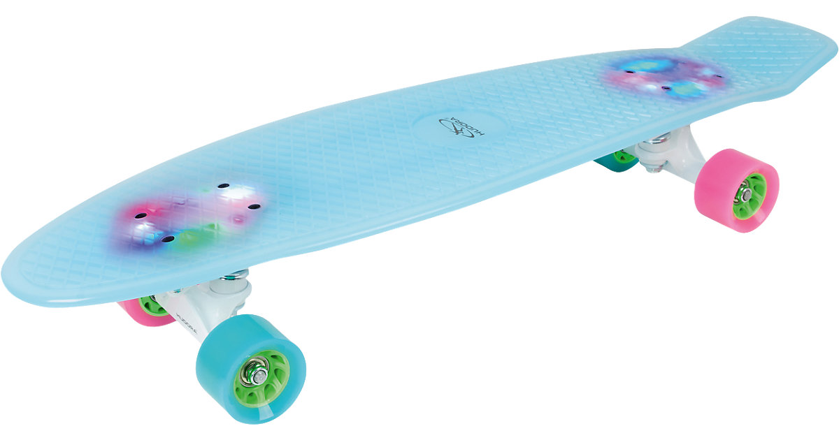 Skateboard Retro Iceglow 28 Zoll