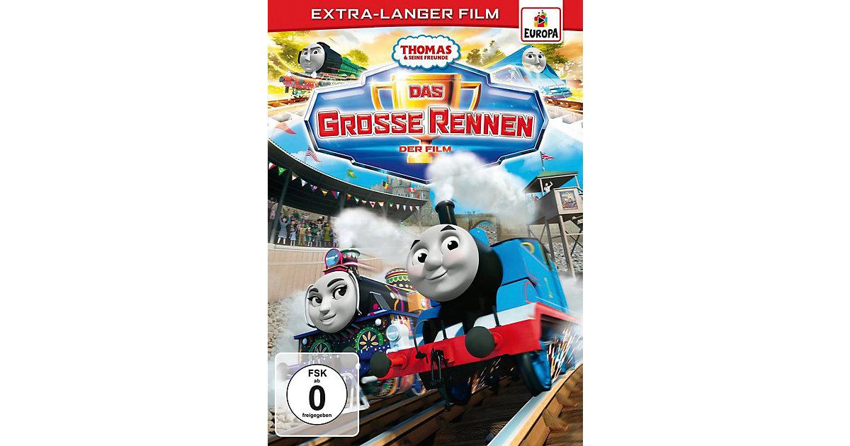 DVD Thomas & seine Freunde - Das große Rennen (...