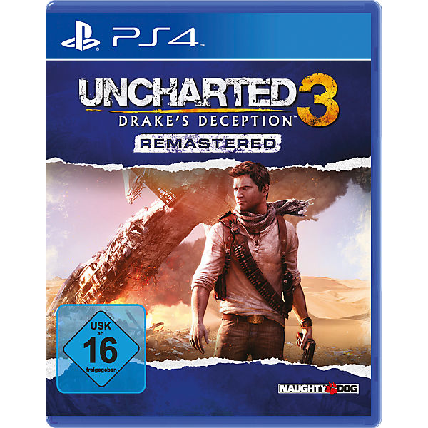 PS4 Uncharted 3