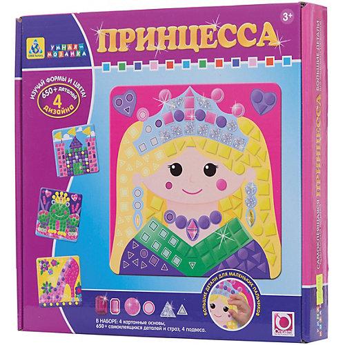 """Мозаика-набор для малышей """"Принцесса"""" от Orb Factory"""