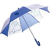 """Зонтик для раскрашивания """"Поли и Рой"""""""
