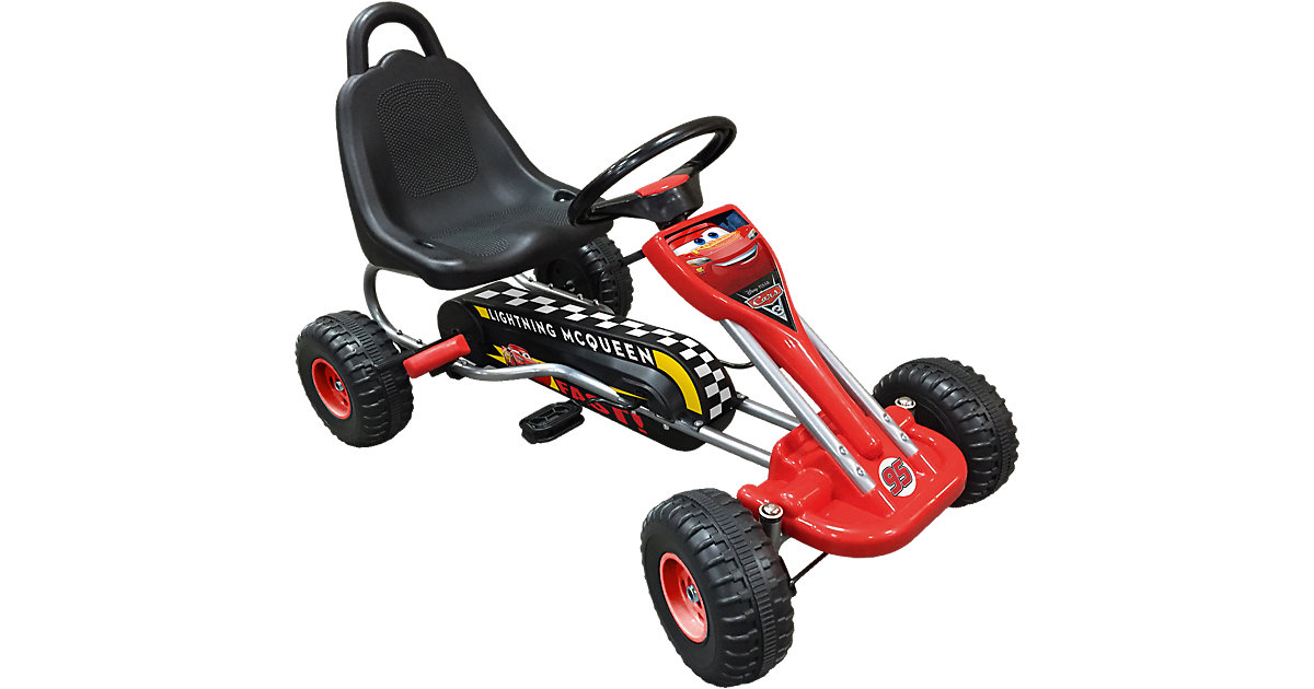 Cars Go-Kart rot