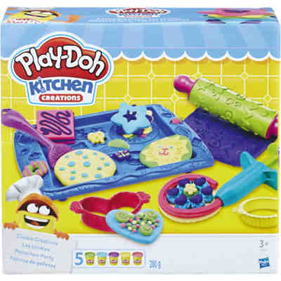 Play-Doh Kitchen Plätzchen Party