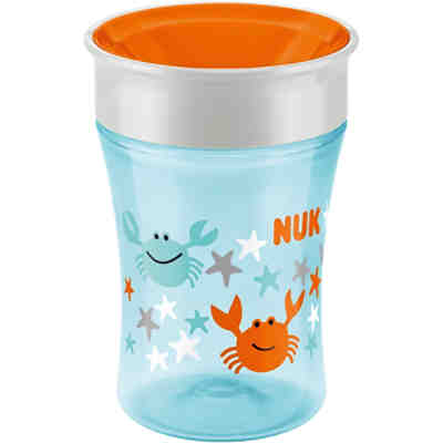 Trinkbecher Magic Cup, PP, 250 ml, Krabben