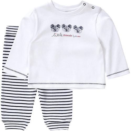 Haidemühl Angebote STACCATO Baby Schlafanzug Gr. 104 Jungen Kleinkinder