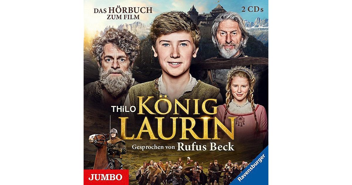König Laurin, 2 Audio-CDs