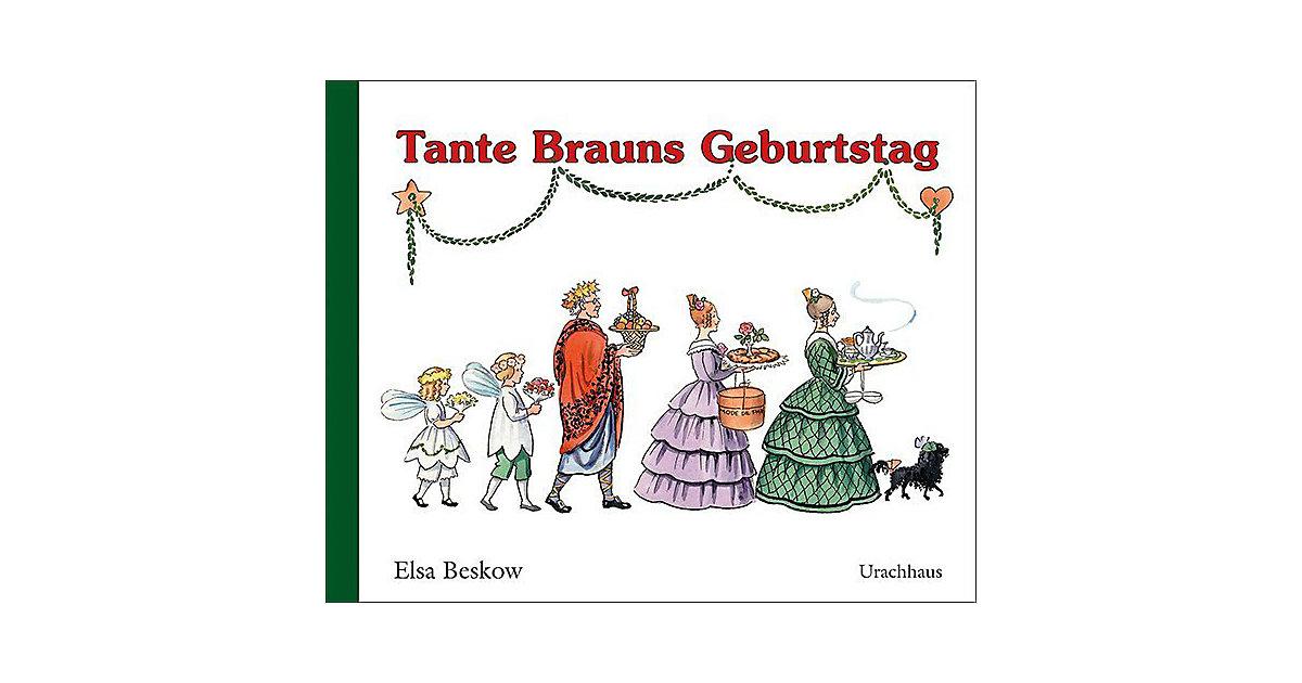Buch - Tante Brauns Geburtstag