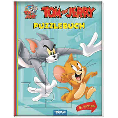 Tom & Jerry, Puzzlebuch