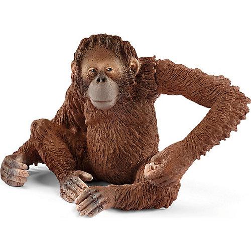 """Фигурка Schleich """"Орангутан"""", самка от Schleich"""