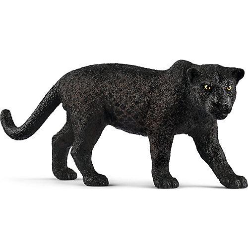 """Коллекционная фигурка Schleich """"Дикие животные"""" Чёрная пантера от Schleich"""