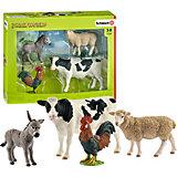 """Коллекционный набор фигурок Schleich """"Животные с фермы"""" Животные фермы"""