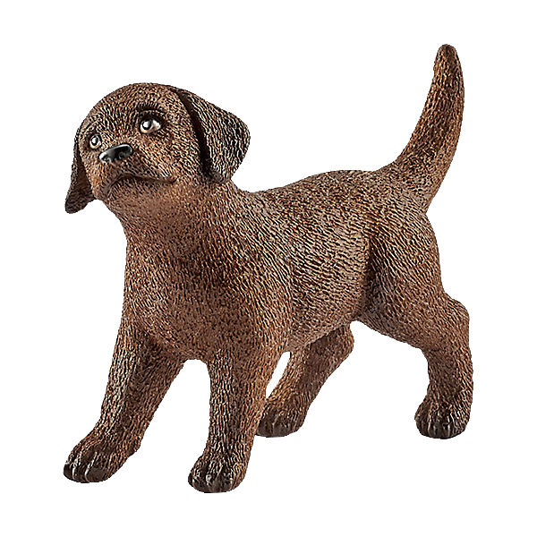 Schleich 13835 Farm World: Labrador Retriever Welpe