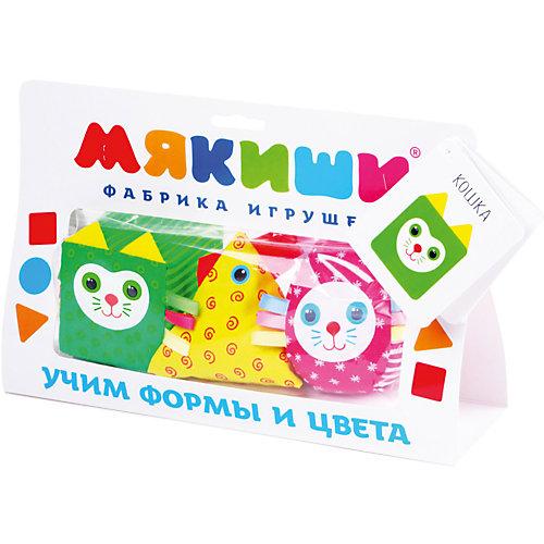 """Яркий набор """"Веселая дидактика"""", Мякиши от Мякиши"""