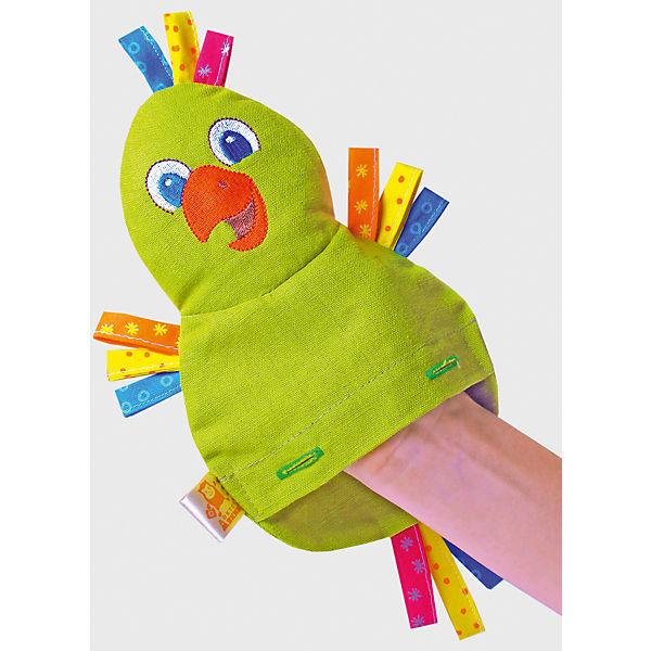"Игрушка на руку ""Доктор Мякиш-Попугай"", Мякиши"