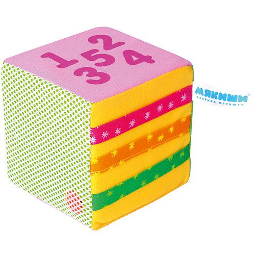 Математический кубик, Мякиши от Мякиши