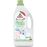 Жидкое средство для стирки детского белья, 1,5л, Frosch