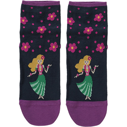 Griesen Angebote FALKE Kinder Socken Hula Girl Gr. 31-34 Mädchen