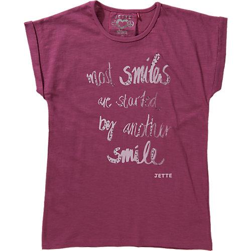 Groß Döbbern Angebote JETTE BY STACCATO T-Shirt Gr. 164 Mädchen Kinder