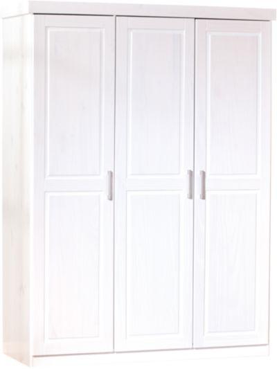 Kleiderschrank weiß hochglanz 3 türig  Kleiderschrank FELICE, weiß, 3-türig, Schardt | myToys