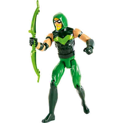 DC Justice League Basis-Figur Green Arrow (30 cm)